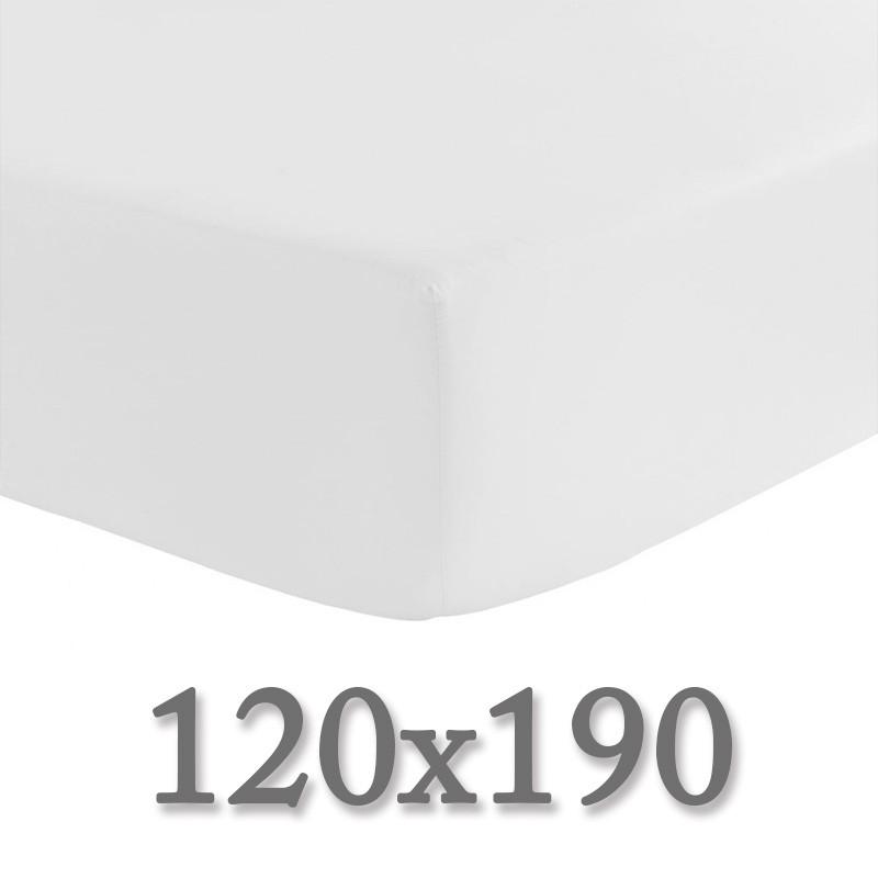 Drap Housse 120x90 La Compagnie Du Blanc