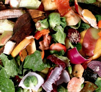 traitement des déchets alimentaires par la Compostière de l'Aube