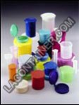 Lacons hinged lid containers