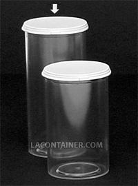 471d10dd7860 Thornton vials manufactured from lightweight polystyrene plastic ...