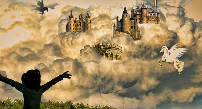 L'importanza di immaginazione e fantasia nello sviluppo cognitivo ...