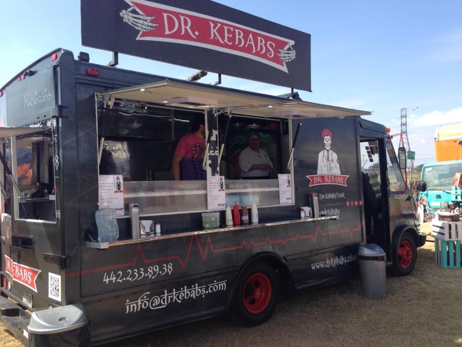 Foto food truck