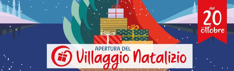 Villaggio Natalizio 2018