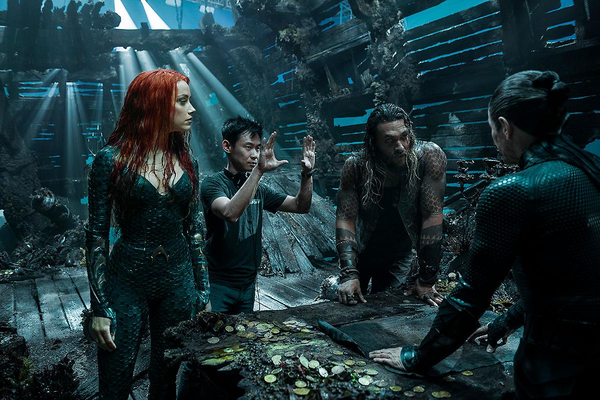 James Wan revela nuevos detalles sobre el spin-off de Aquaman