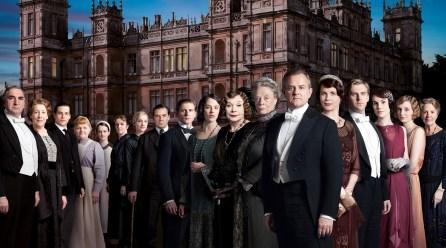 Downton Abbey estrena nuevos posters individuales de su película