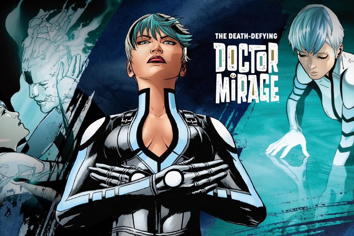 Dr. Mirage prepara su propia serie de televisión