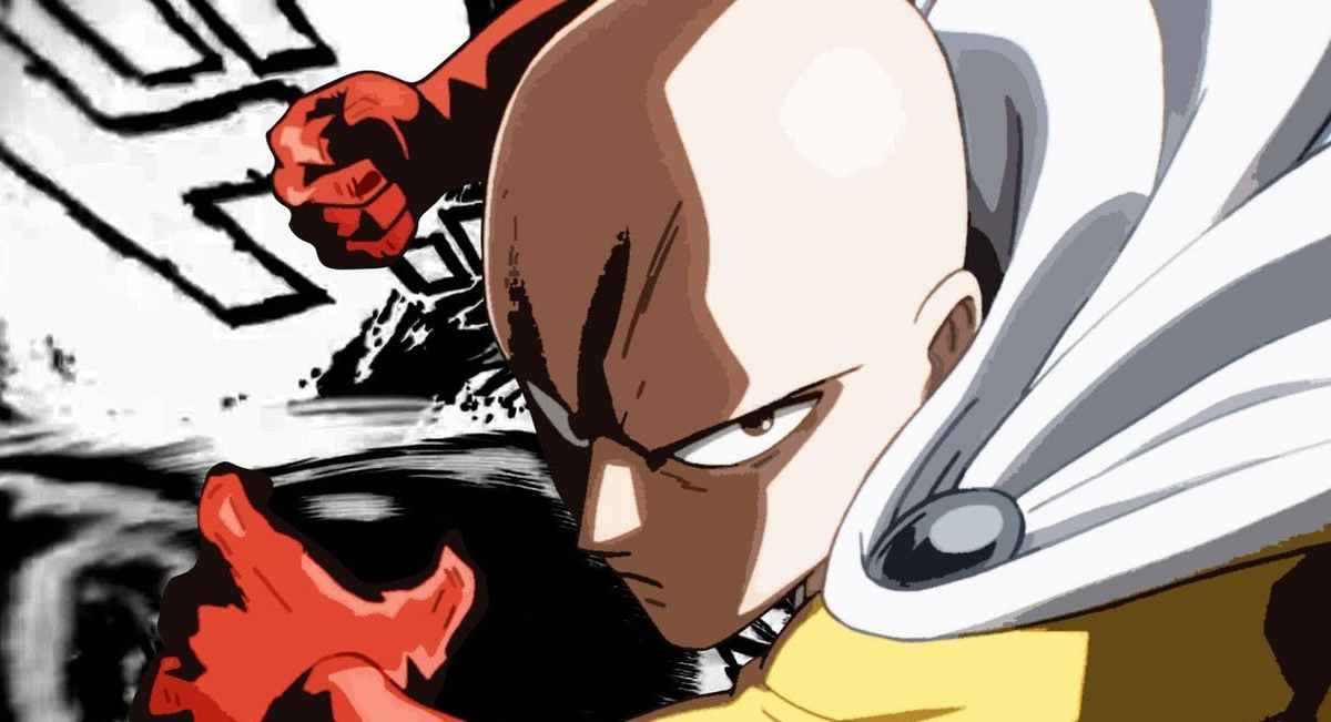 One Punch Man estrena el primer adelanto de su segunda temporada