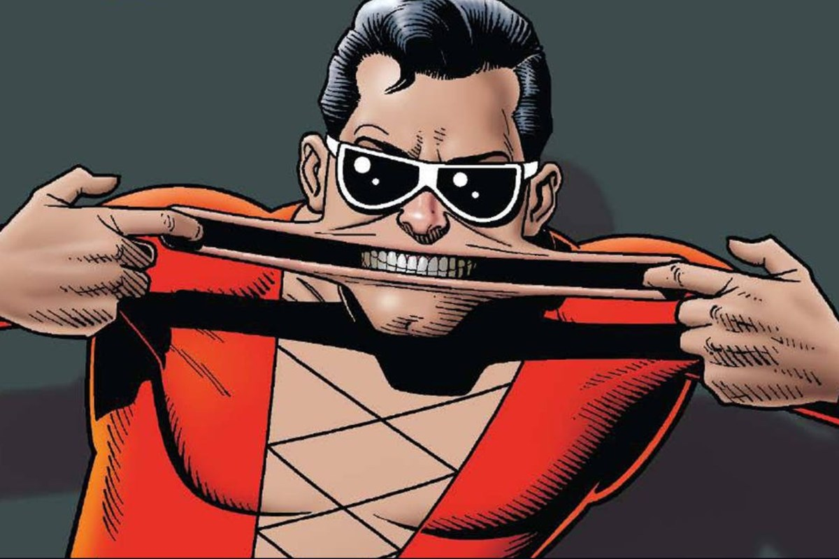 DC prepara la película de Plastic Man