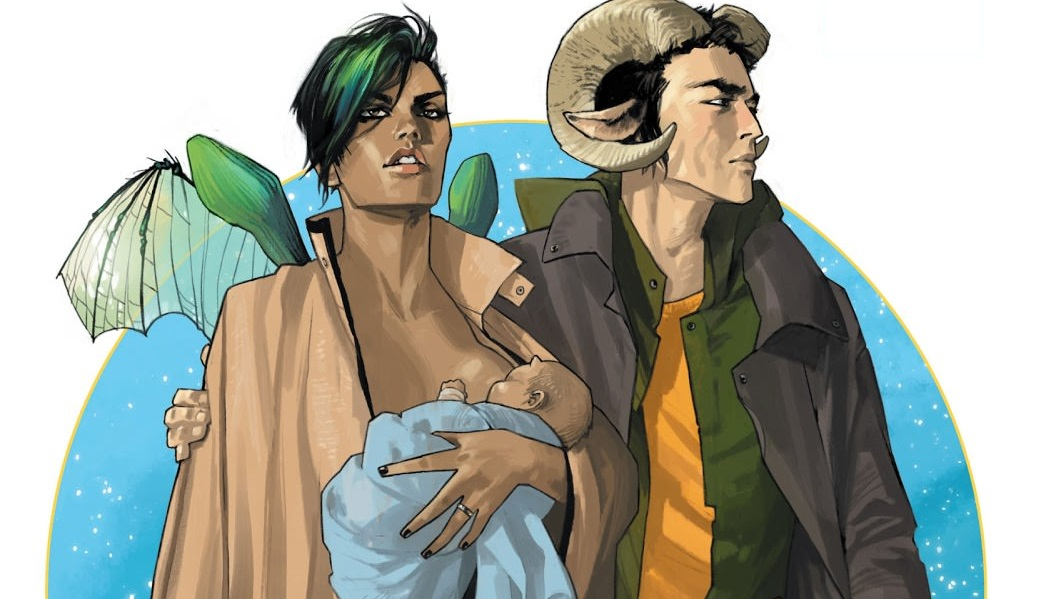 Legendary prepara nuevas historias con Brian K. Vaughan, Matt Fraction y Kelly Sue DeConnick