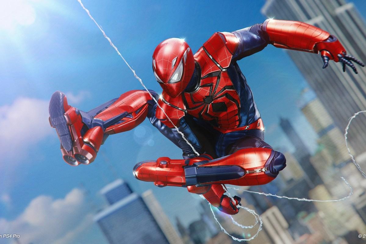 Spider-Man: El videojuego anticipa su último DLC