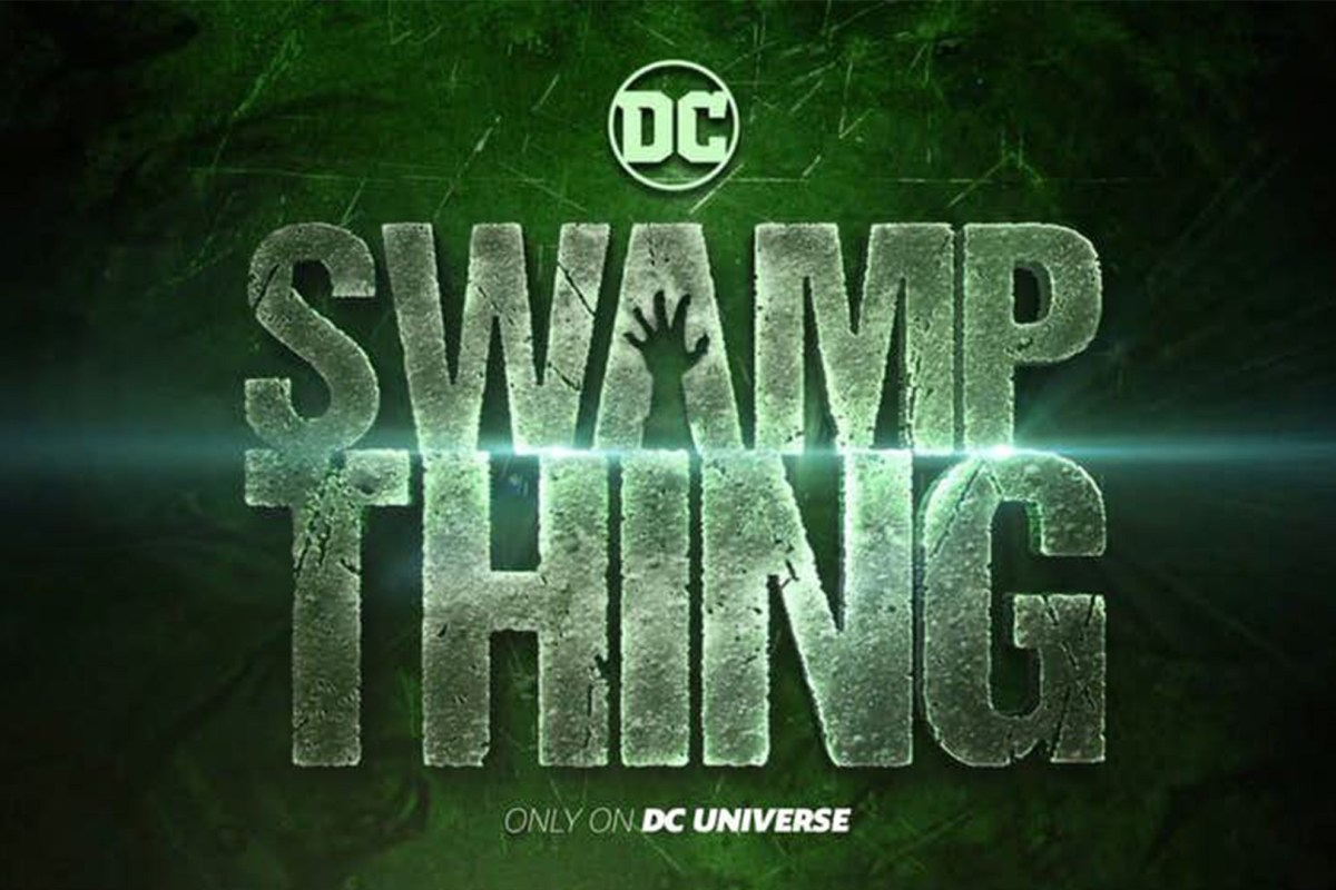 DC cancela Swamp Thing