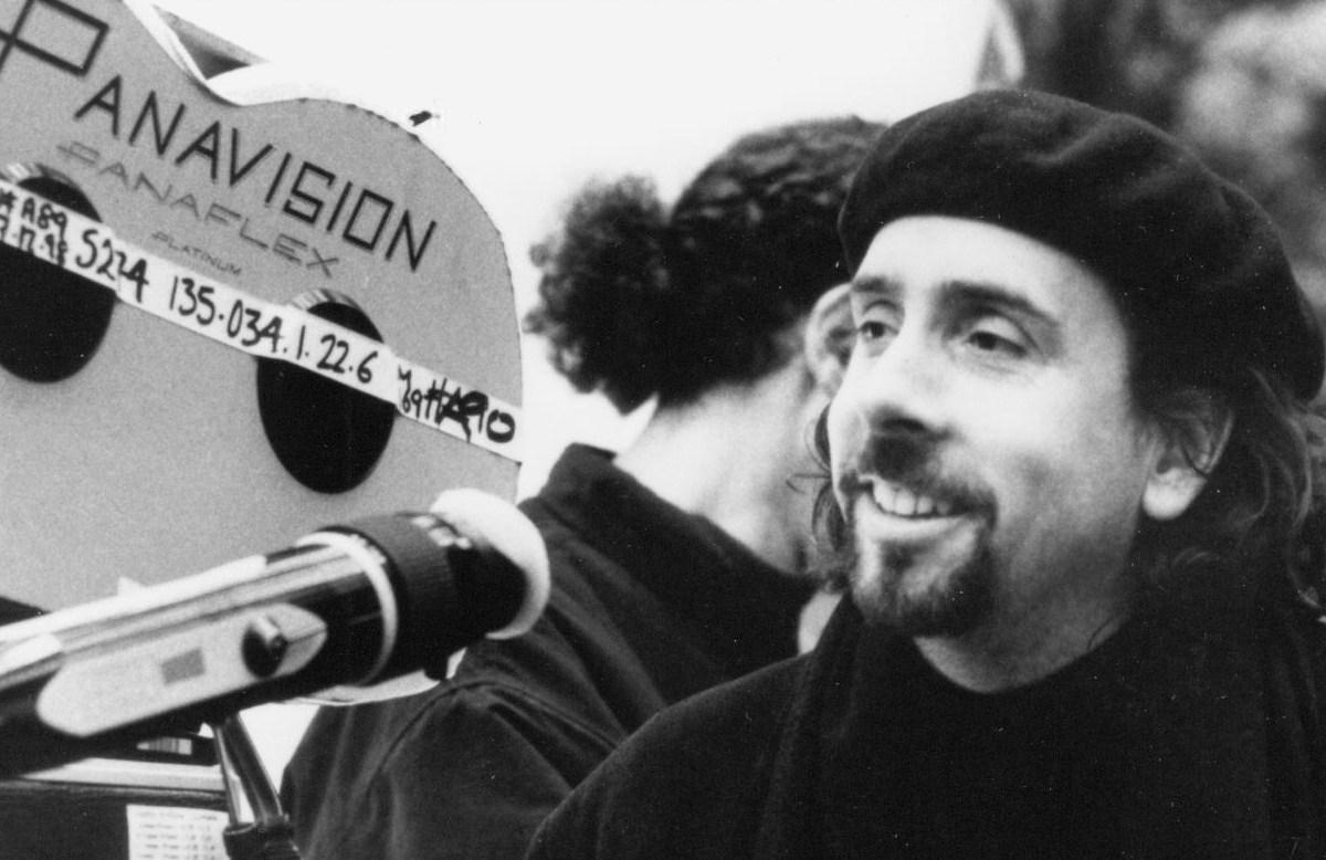 Tim Burton iba a hacer una película de Escalofríos en los 90