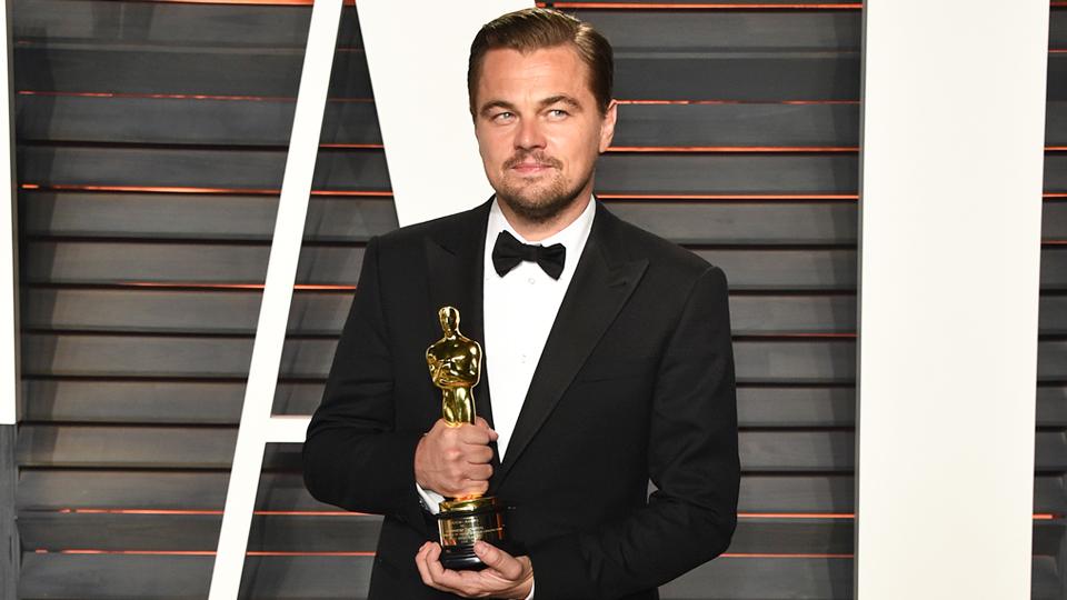 Leonardo DiCaprio cerca de lo nuevo de Guillermo del Toro