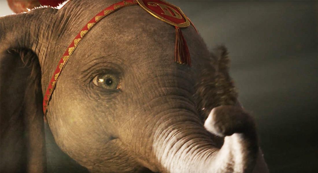 Dumbo estrena un nuevo adelanto para celebrar el comienzo del 2019