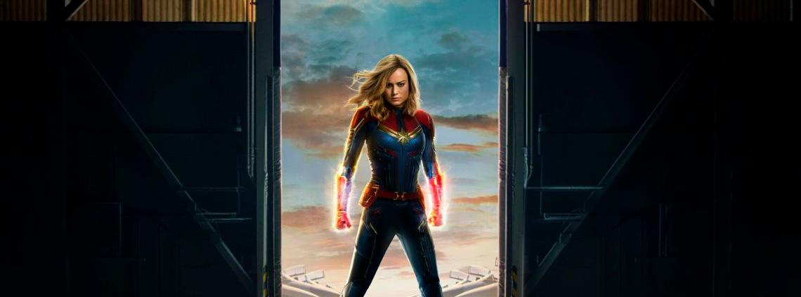 Capitana Marvel: ¿Dónde estuvo Carol todo este tiempo?