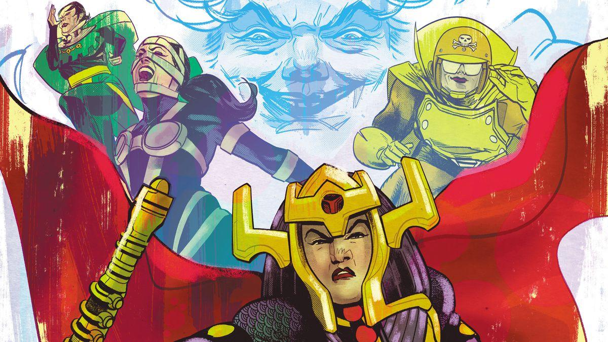 The New Gods: ¿Quiénes serán los villanos de la película?