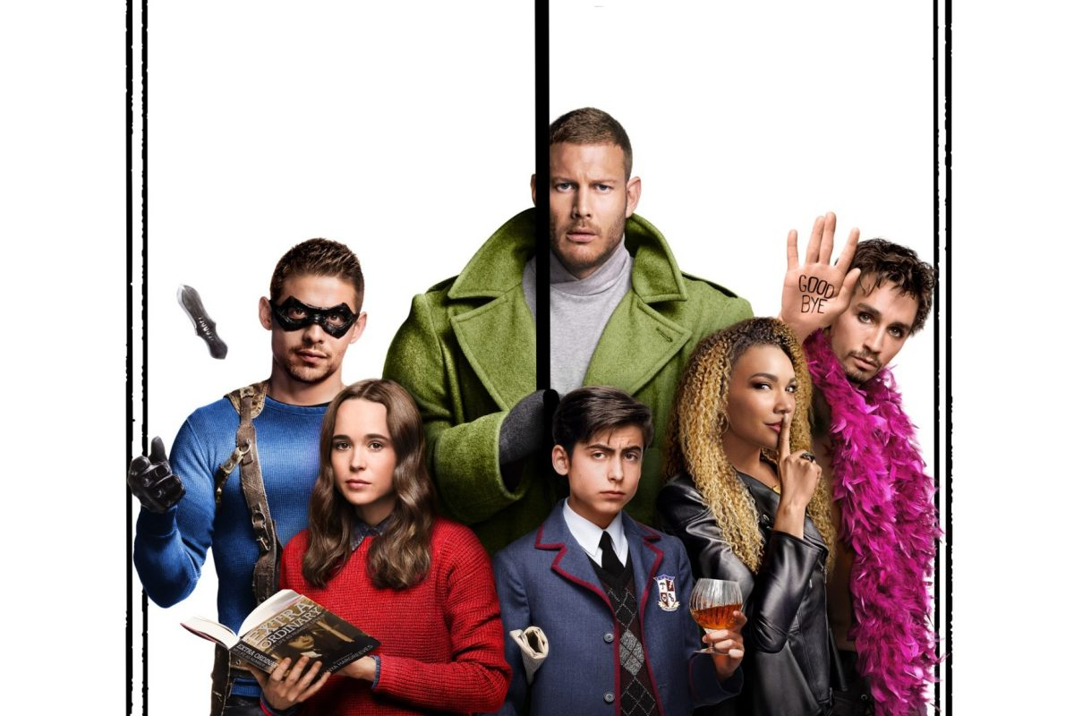 The Umbrella Academy estrena el trailer completo de su segunda temporada