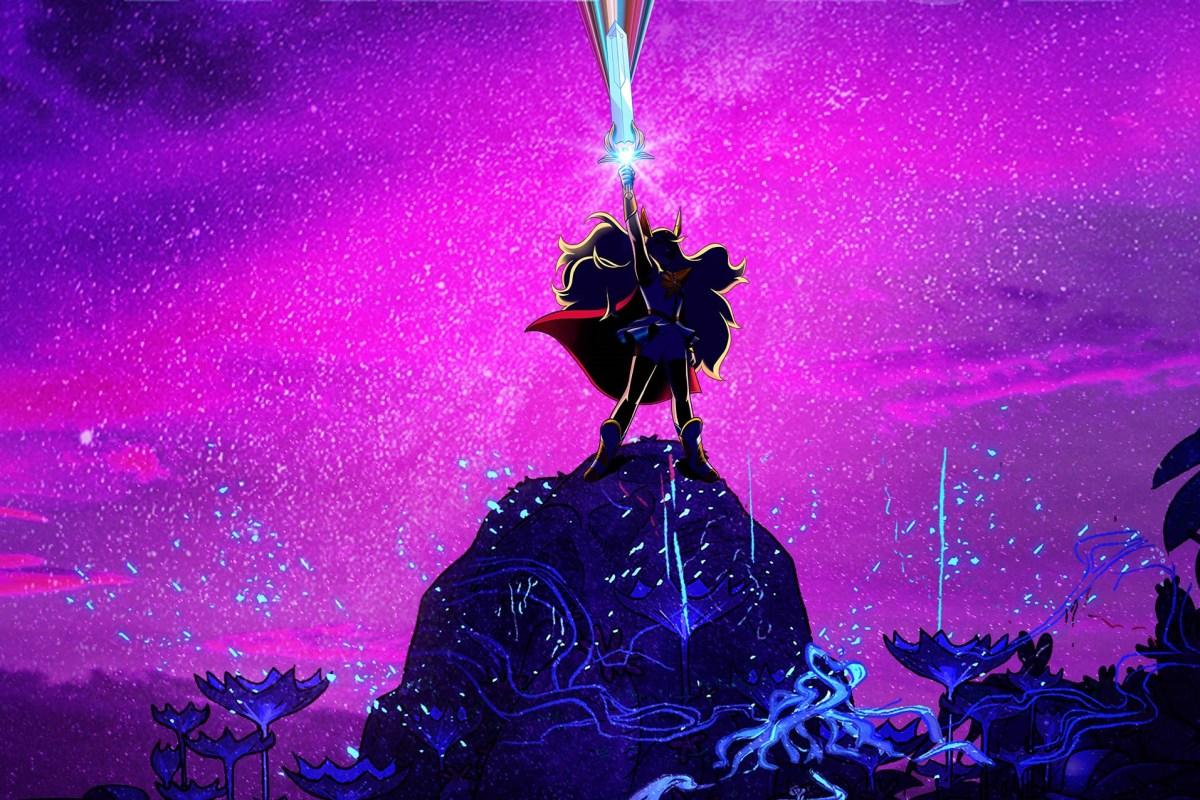 She-Ra estrena el adelanto de su cuarta temporada