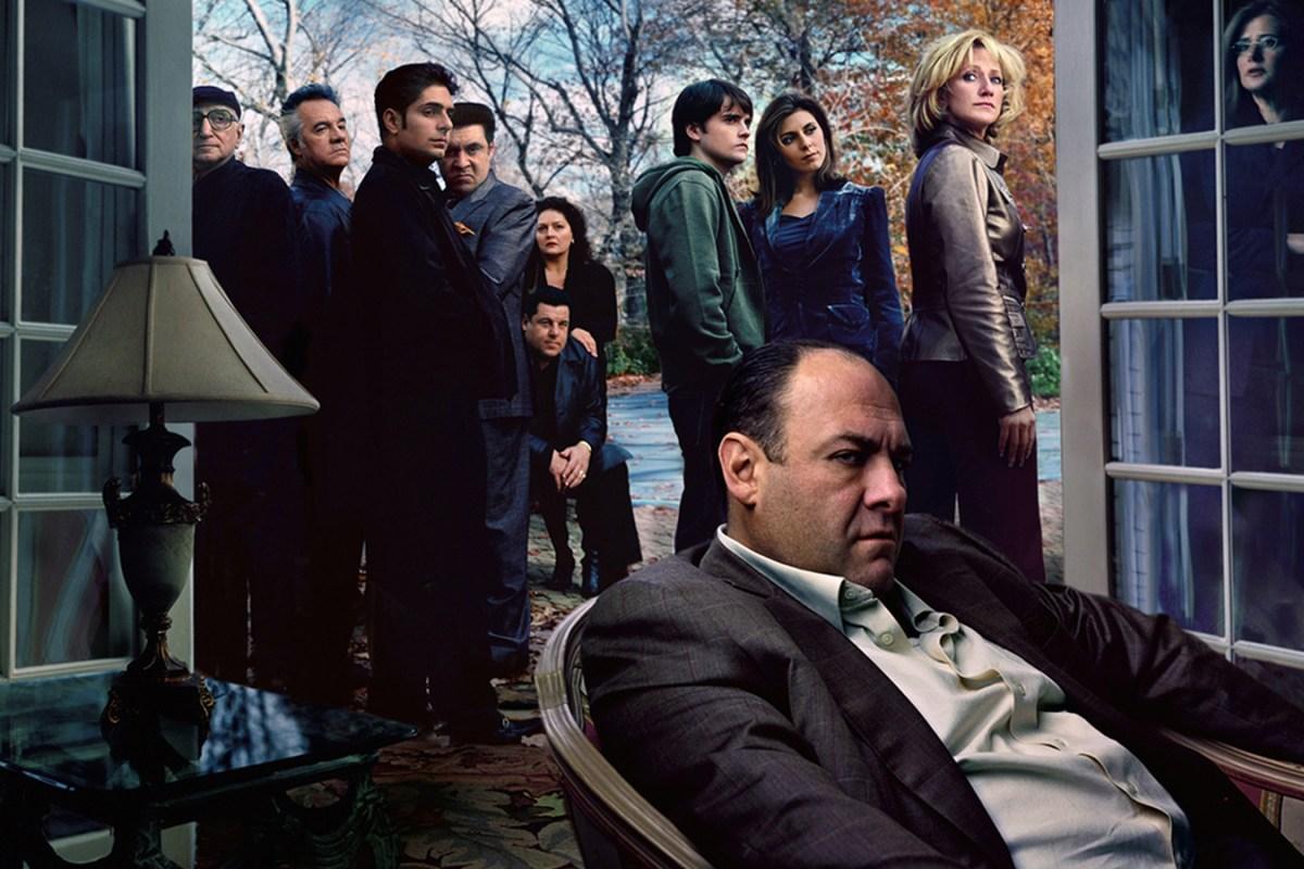 La película de Los Soprano suma a una estrella de The Umbrella Academy