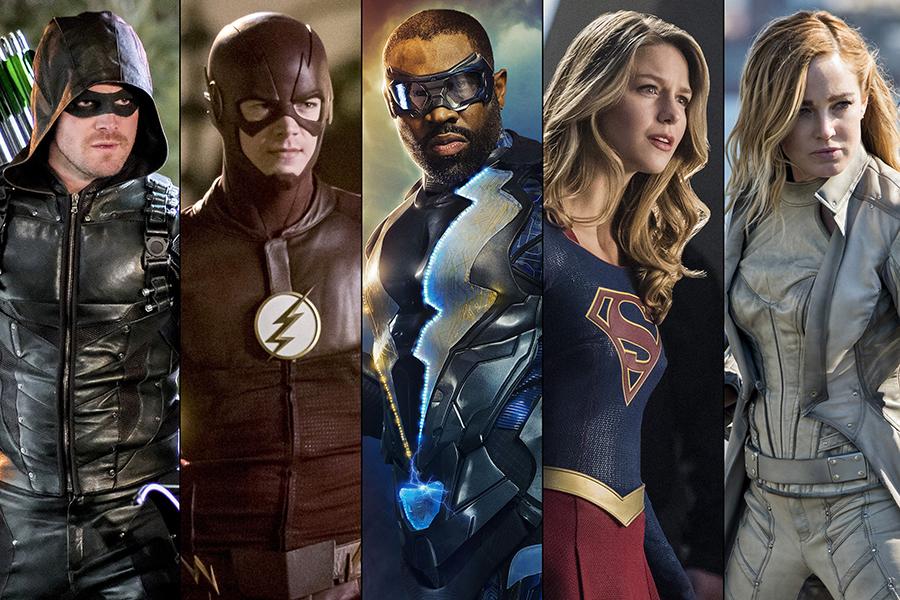 Warner Bros. TV anuncia su participación en la SDCC 2019