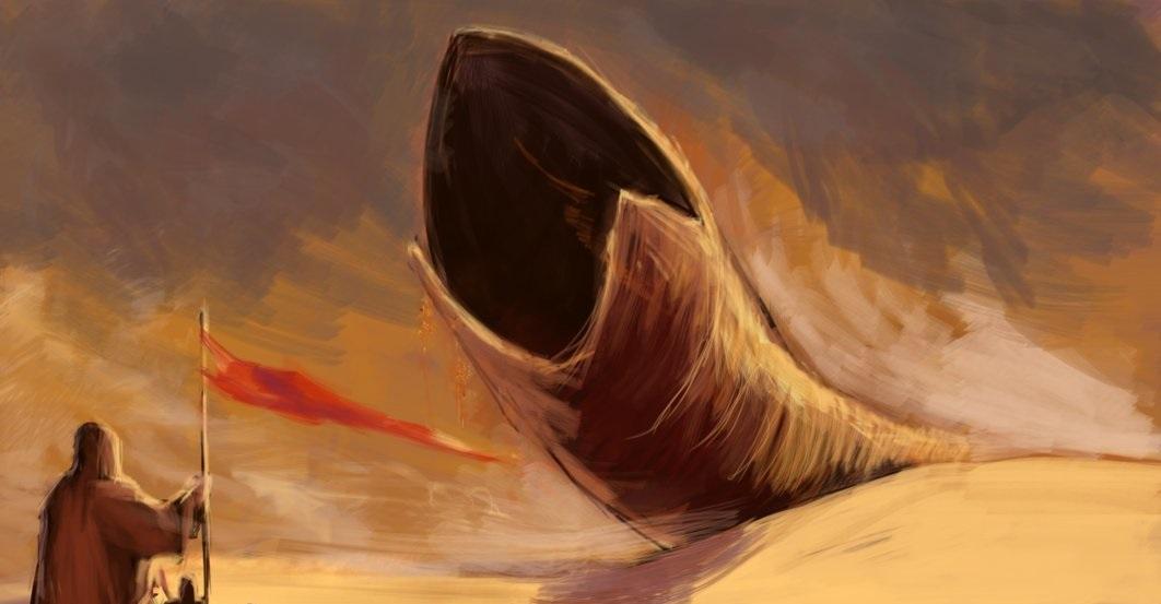 La nueva adaptación de Dune encuentra a su villano