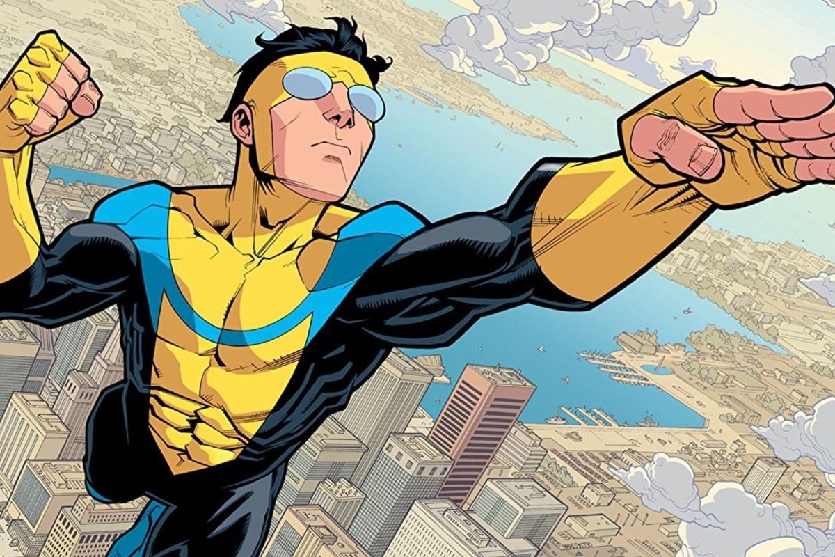 La serie animada de Invincible agranda su elenco