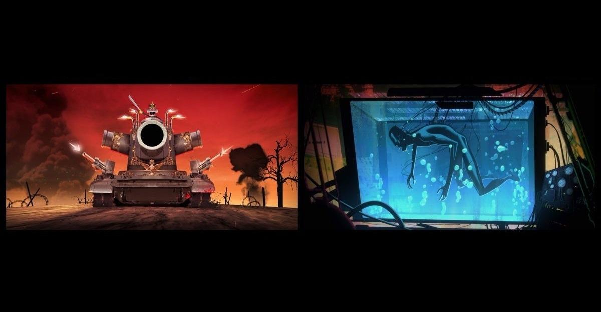 Netflix estrena el primer trailer de Death, Love + Robots