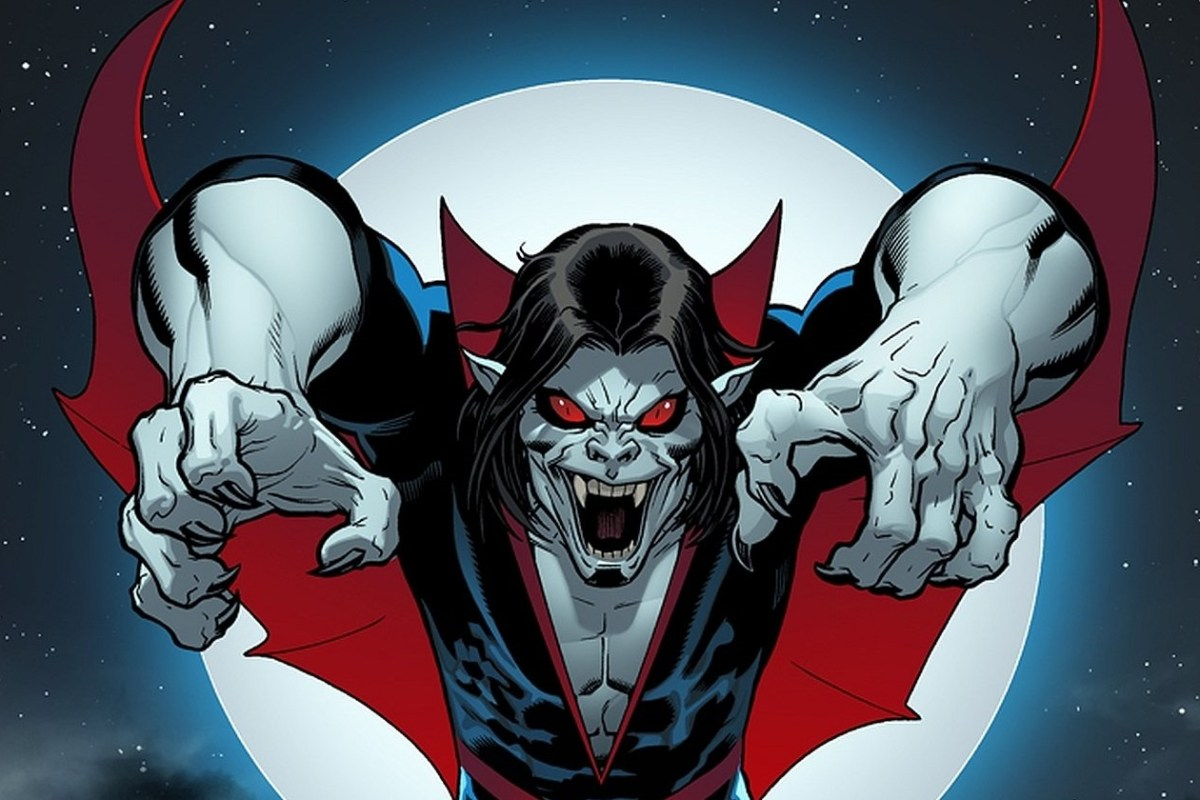 Morbius hace referencia a otro villano de Spider-Man en una nueva imagen