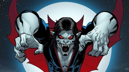 Morbius estrena su primer trailer