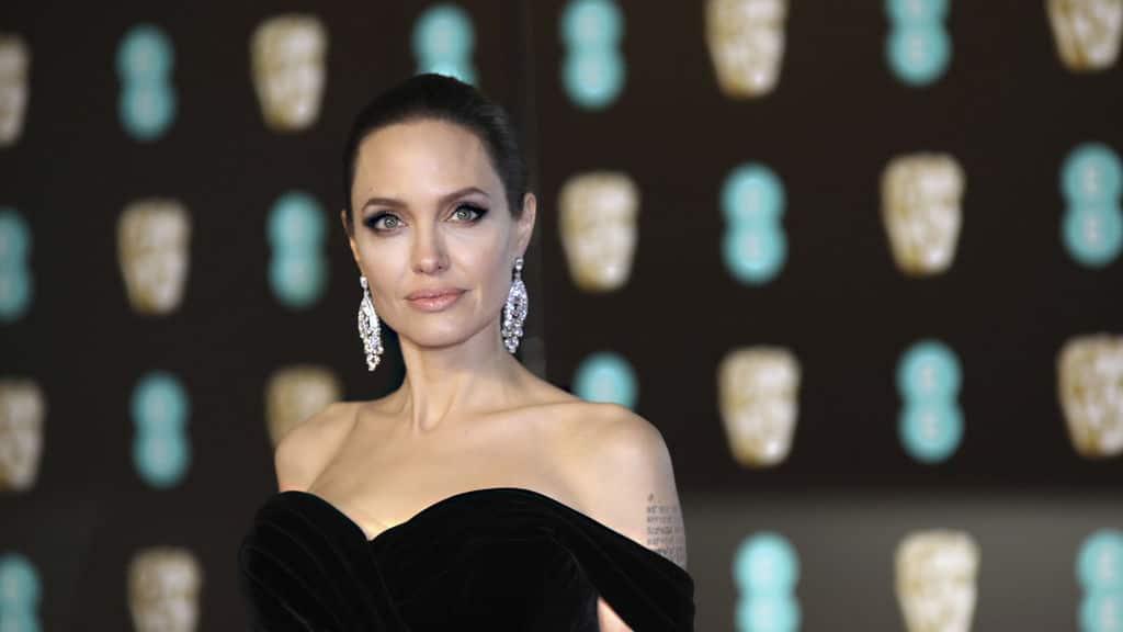 Angelina Jolie podría protagonizar The Eternals