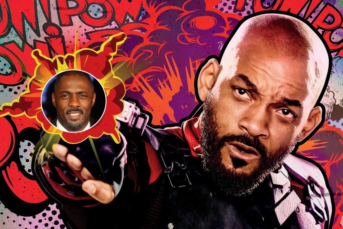 Idris Elba podría reemplazar a Will Smith en The Suicide Squad