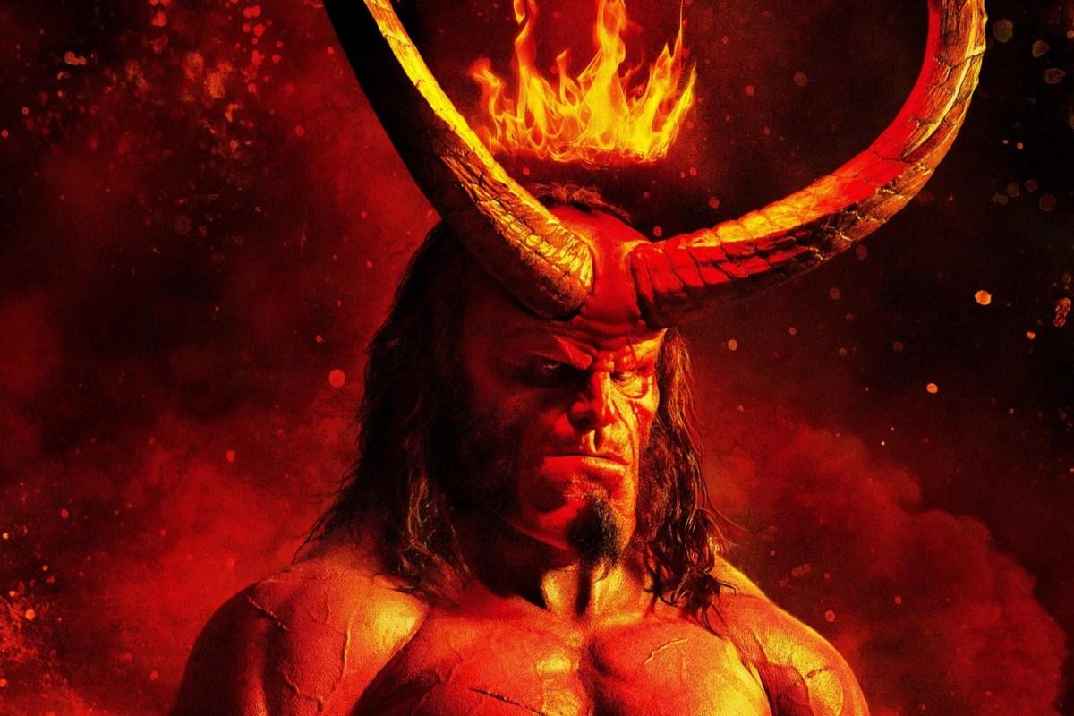 Hellboy estrena nuevas imágenes