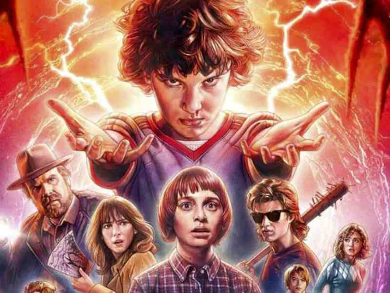 Stranger Things estrena el trailer de su tercera temporada
