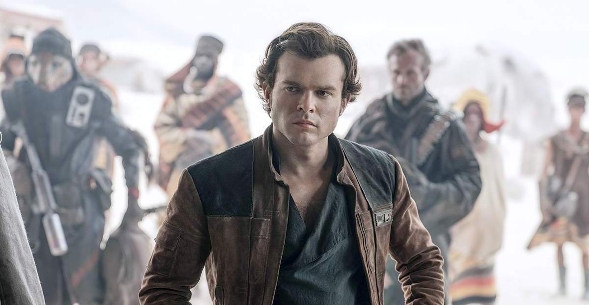 Alden Ehrenreich habla sobre un posible regreso de su Han Solo
