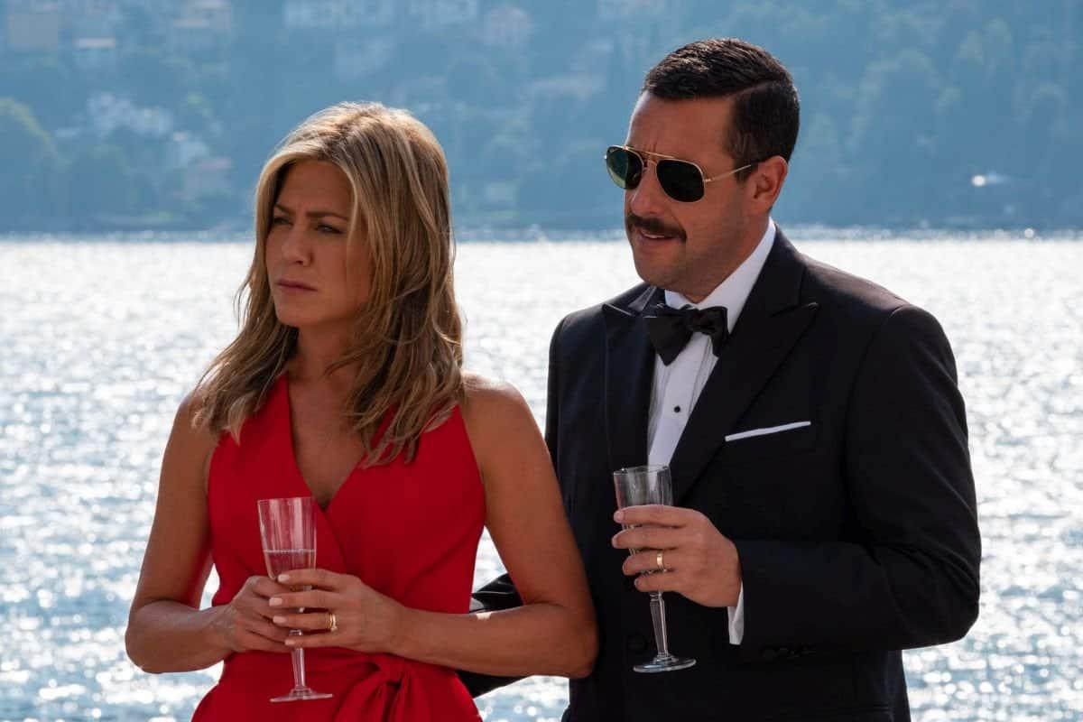Adam Sandler y Jennifer Aniston protagonizan el trailer de Murder Mystery