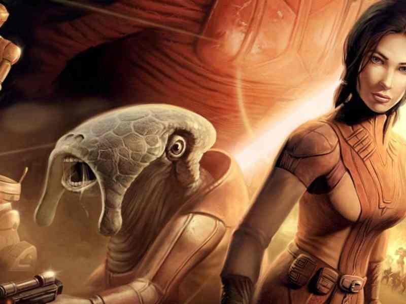 Star Wars prepara una película de Knights of the Old Republic