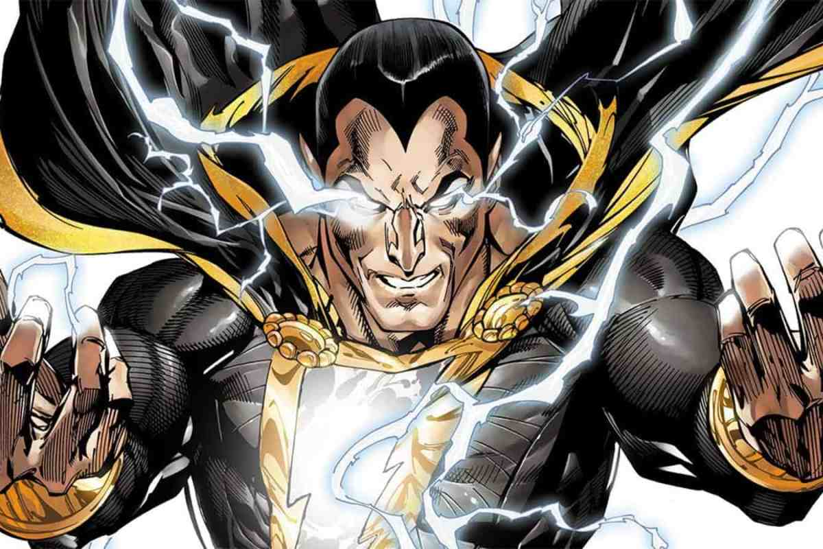 Black Adam encuentra a su director