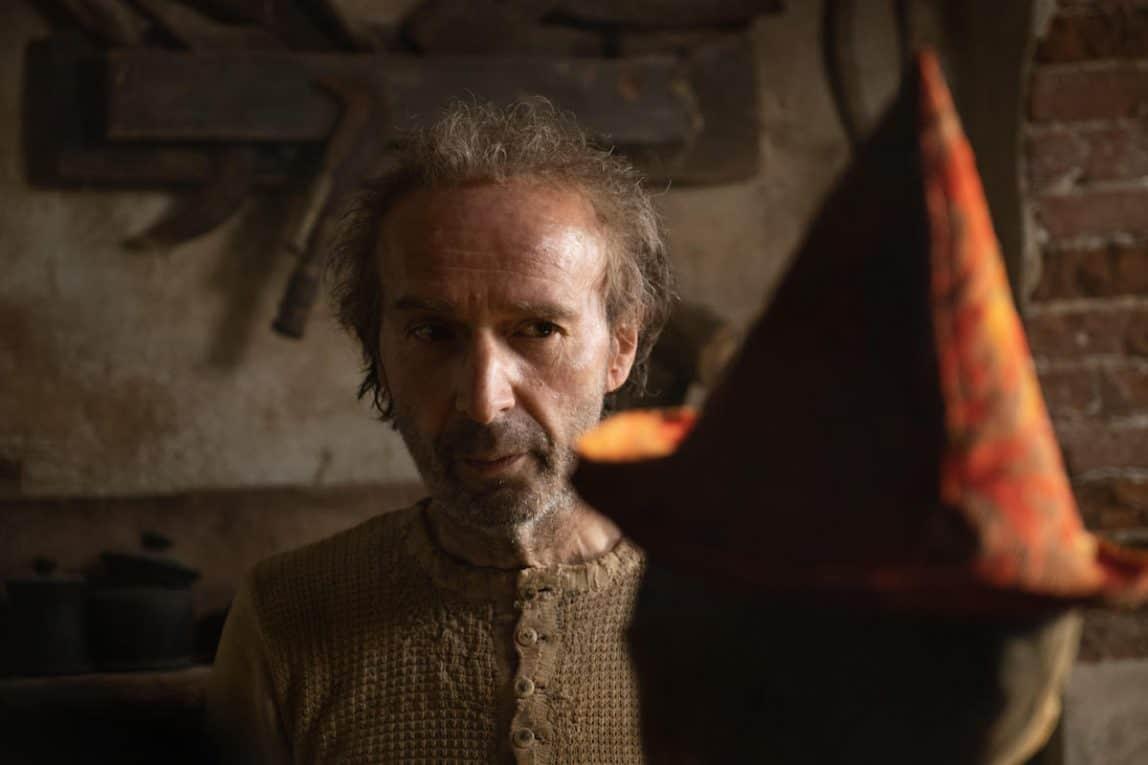 Roberto Benigni protagoniza el trailer de Pinocchio