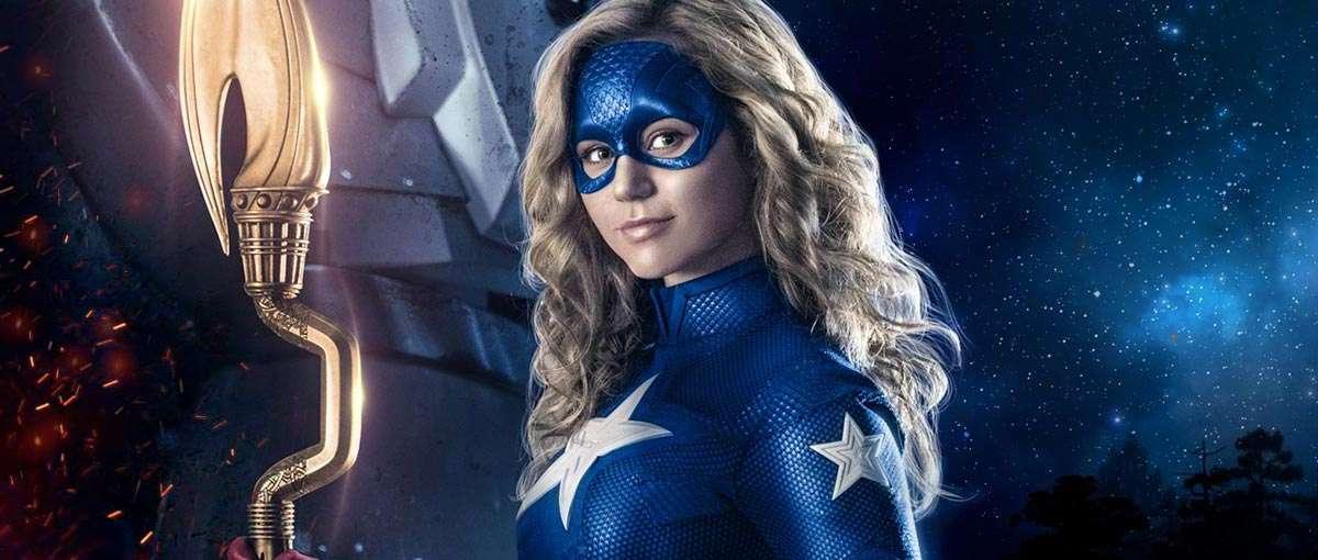 Stargirl contará con sus propios Flash y Linterna Verde
