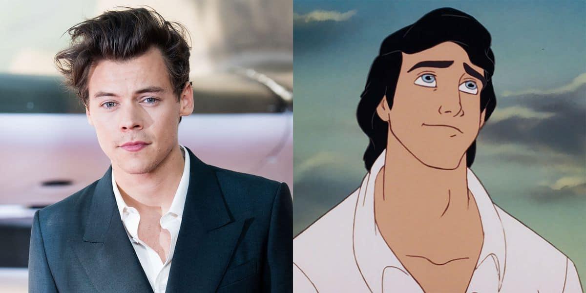 La Sirenita: Harry Styles se acerca a ser el príncipe Eric en el Live-Action