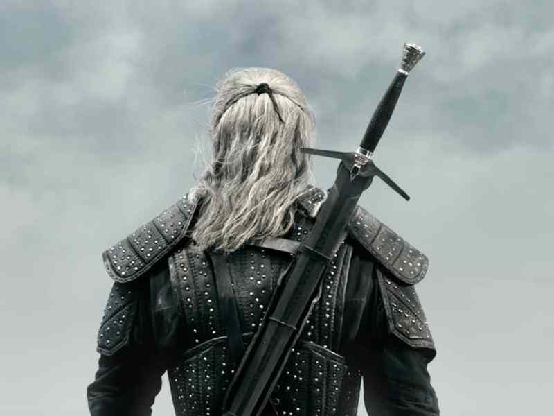 The Witcher encuentra a su Vesemir