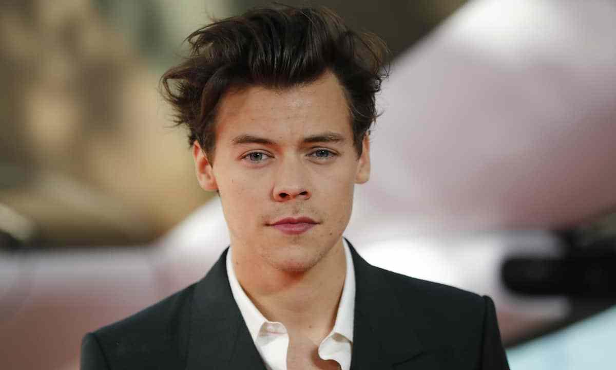 Harry Styles rechaza el papel del Príncipe Eric en La Sirenita