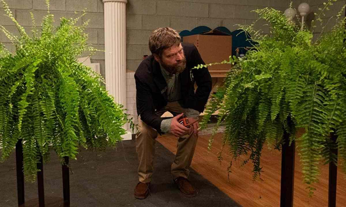Zach Galifianakis protagoniza el trailer de Between Two Ferns: The Movie