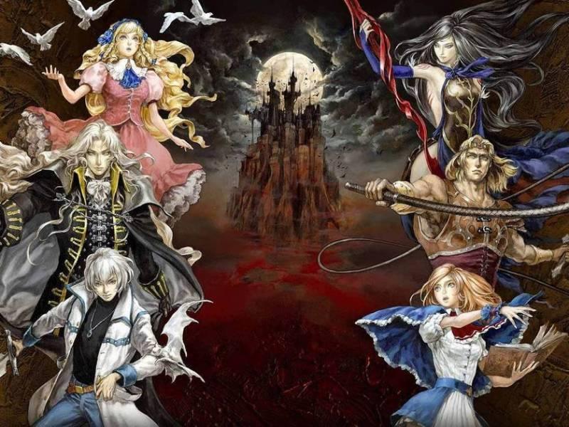 Konami anuncia un nuevo Castlevania para celulares