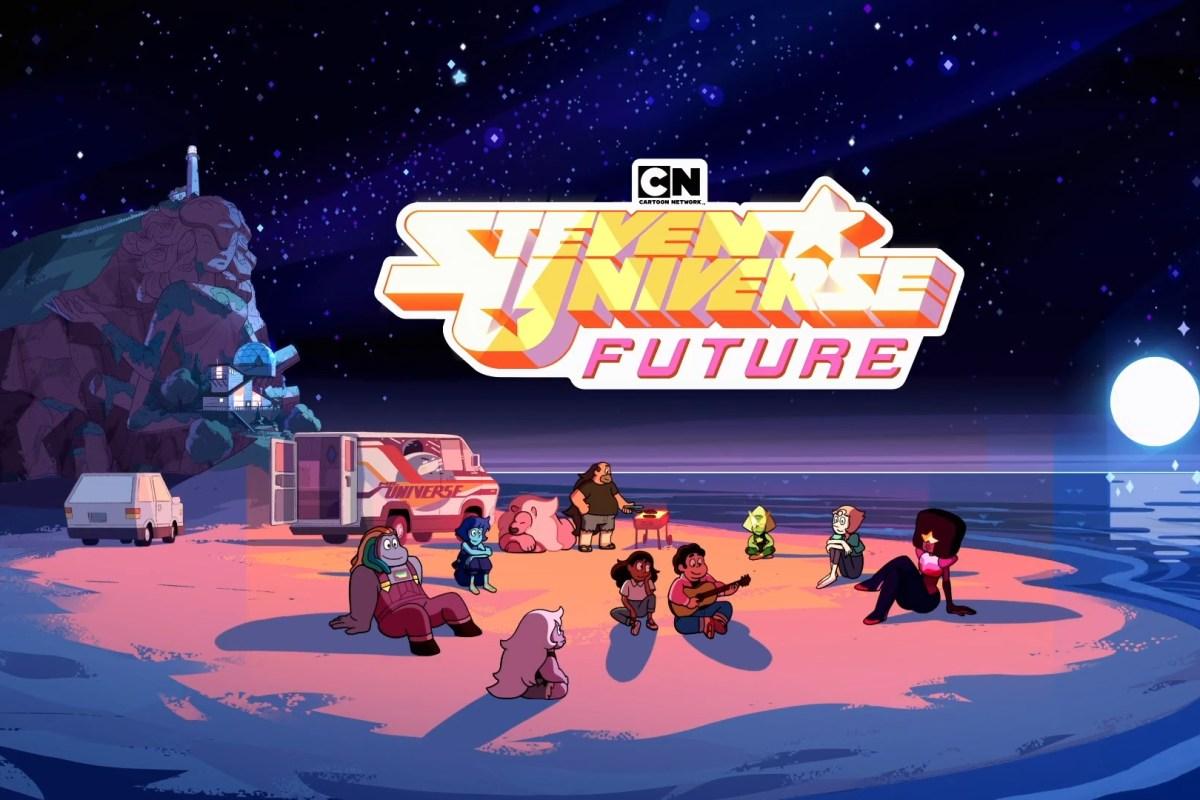Steven Universe Future estrena el trailer de su final