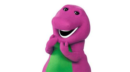 Barney prepara su propia película