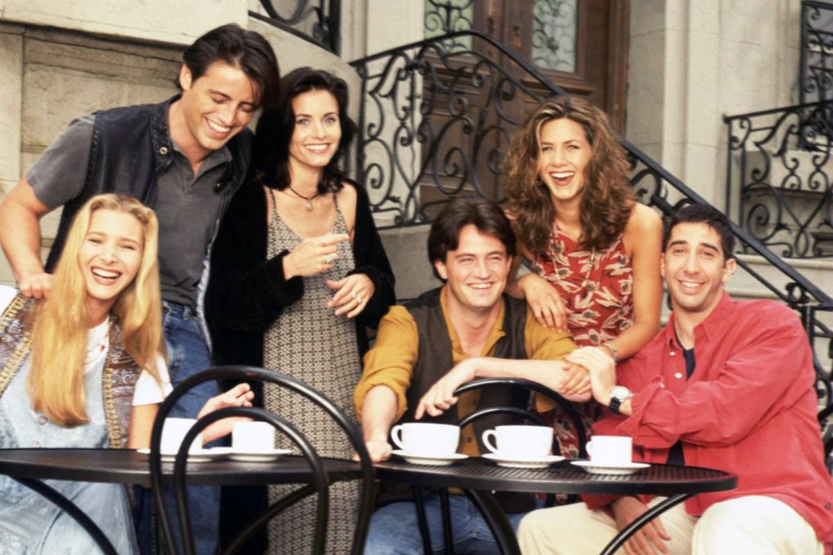 Friends: Cinco contradicciones que quizás no conocían