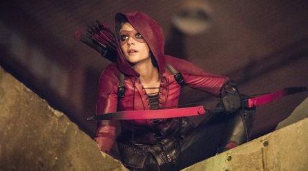 Thea Queen está de regreso en nuevas imágenes de Arrow