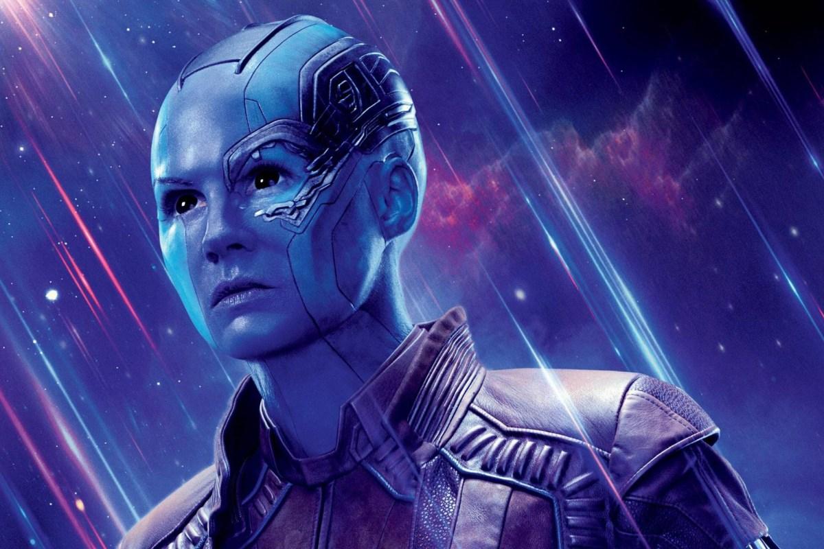 Karen Gillan ya leyó el guión de Guardianes de la Galaxia 3