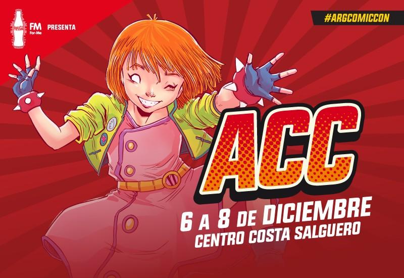 Argentina Comic Con anuncia a sus invitados internacionales